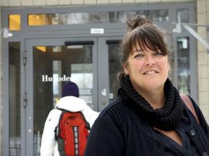 Carina Blank är en av undertecknarna av debattartikeln