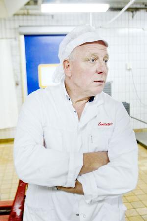 Sven-Åke Hultberg, VD Sohlbergs