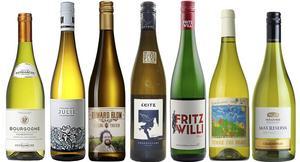 Några av de allra mest köpvärda vita vinerna i Systembolagets omfattande beställningssortiment just