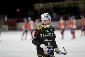 Vadim Arkhipkin och hans Broberg har satt sig i ett besvärligt läge inför slutspurten av elitserien.