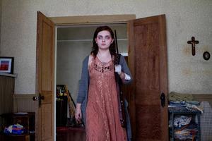 Maggie (2015). Kanske inte kvalificerar direkt in i genren rysare men zombiefilmen