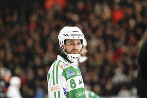 Tobias Holmberg är VSK:s nästa bäste poängplockare hittills den här säsongen – han har stått för sju mål och tolv assist.