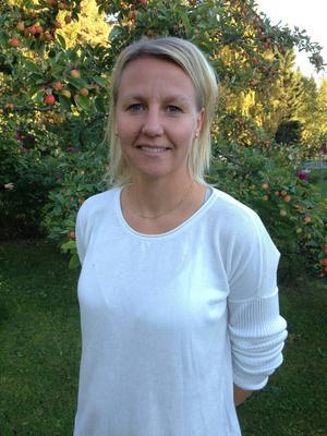 Rutinerade Margareta Handler var länge på väg mot skytteligaseger i division 3, men blev omkörd i sista momangen av Linnea Bergqvist.