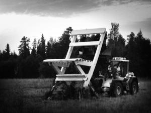 """""""Sophelikoptern"""" bygger mycket på så kallade tablåer, då man ofta använder sig av en fast monterad kamera och arbetar med långa tagningar."""