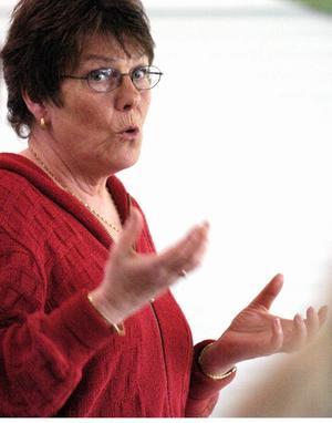 Mariann Nordlöf. Foto: Mikael Hellsten/arkiv