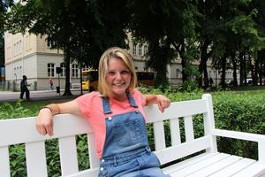 Jessica Bohlin kommer eventuellt ta CE-körkort för lastbil som sin far och sina bröder.