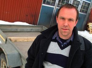 Anders Blomberg, Ragunda kommuns näringslivskontor.