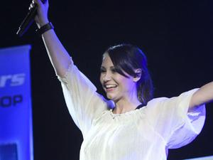 Erica Sjöström charmade med sin musikaliska utstrålning Söderhamn tidigare i höst