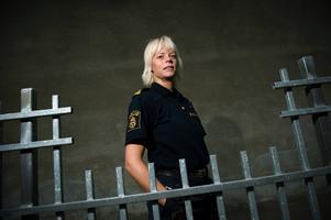 Ulrika Granberg är chef för gränspolisen och menar att problemen är omfattande.