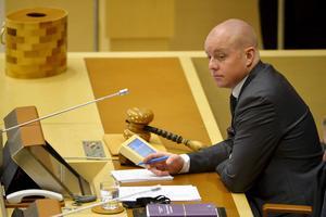 Jenny Kallur skriver krönika om SD:s Björn Söders uttalanden.