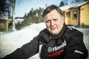 Lars Zackrisson, Yamaha Motor Skandinavien.