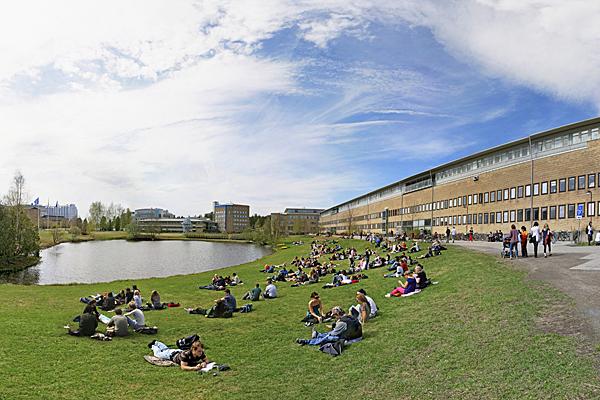 Koppla upp campus Europae