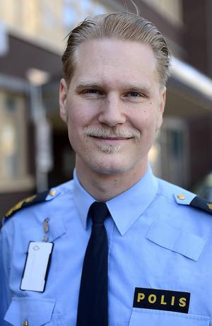 Josef Wiklund, enhetschef Näpo Sundsvall.