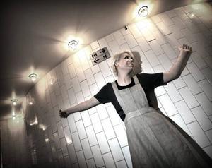 AVSLUTAR. Frida Hyvönen är den sista stora bokningen på en fin Spegeln-vår.