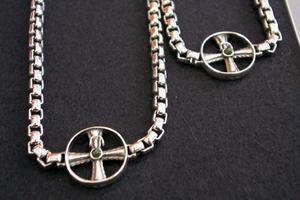 Cirkelkorset är en väldigt gammal symbol som kommer från Egypten.