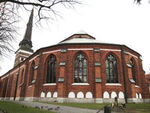 Västerås domkyrka valde ni läsare till den vackraste byggnaden i staden.