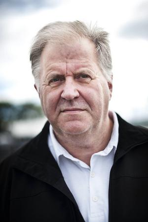 Lars Nyman, räddningschef på Jämtlands Räddningstjänstförbund.