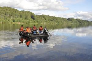 Flottfärderna efter Ångermanälven är en stor turistmagnet.