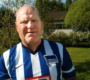 Tomas Åhlström är tillbaka som tränare i Ljusdals IF.