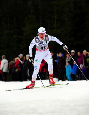 Maria Rydqvist hade det tungt i slovenska Rogla, men tror bara att det var en tillfällig dipp. Nu ser den 28-åriga landslagstjejen fram emot julfirande med familjen och sedan utmaningen Tour de Ski.