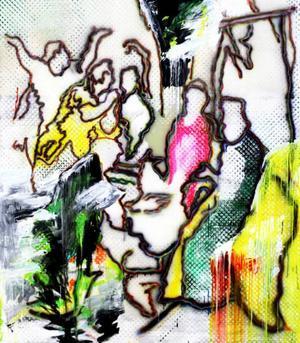 ... medan Jon Arne Mogstad kombinerar El Greco med amerikanskt 50-tal
