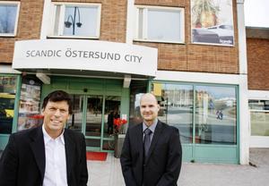 2009, Scandic city i Östersund byter ägare. Ingemar Jonsson blir vd och Stefan Karlsson är delägare.