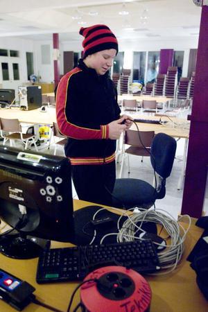 I sommar vill Martin Milleng delta i världens största LAN, Dreamhack i Jönköping.