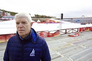 Sven von Holst har nu lämnat in sin VM-utredning för ett framtida mästerskap till Falu kommun.