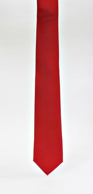 Röd slips. Bläck, MQ,  299 kr