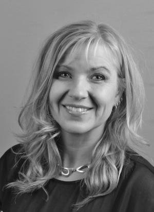 Sanna Lindgren är ordförande i Stylist & Frisörlärarförbundet och vd för Svenska Frisörskolan Stockholm.   Foto: Svenska Frisörskolan
