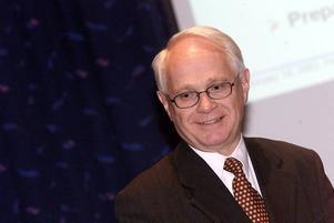 Clas Åke Hedström, Sandviks vd 1994–2002.