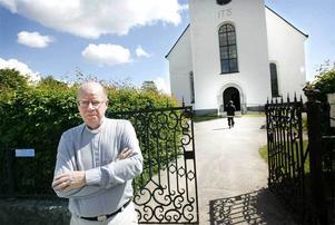 Jan-Erik Isaksson, kyrkoherde i Hedesunda