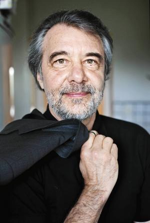 Kjell Johansson är aktuell med romanen