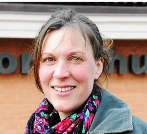 Stina Munters (C) kommunalråd i Vansbro, är i dag glad över att hon reserverade sig mot beslutet att hyra ut Snöå Bruk.