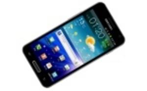 Samsung Galaxy S2 med HD-skärm