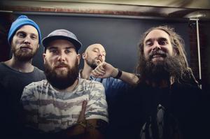 Looptroop rockers spelar på Sliperiet den 11 april.