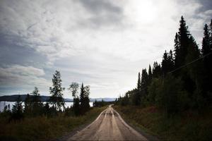 Väg 801 är fem mil lång med vissa asfalterade delar, men mest är det grusväg. Men oavsett underlag upplevs vägen som otroligt dålig från både befolkningen och trafikanter.