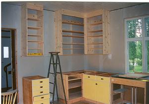 Det är ofta billigare att komplettera sitt gamla kök med tillägg i köksinredningen än att köpa ett helt nytt.
