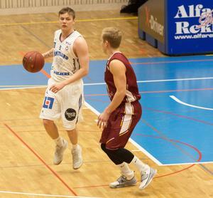Max Tandberg Vall har varit den klart jämnaste och bästa spelaren i årets Jämtland U.