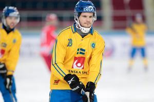 Joakim Andersson i VM? Med tanke på de senaste matcherna är det nog ingen större överraskning om det blir så.