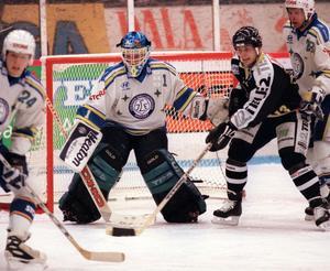 Åke Lilljebjörn. Foto: Esbjörn Johansson/Arkiv.