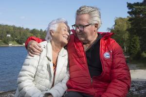 Det bästa med att vara tillsammans är att man alltid har varandra. Det är makarna Mailis och Bo Westberg-Gren rörande överens om – även efter att ha delat vardag i 66 år.