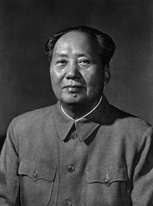 Mao Zedong 1959.Foto: Hou Bo