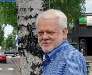 Ronny Svensson, i Leksand (beskuren bild). Foto: Privat.
