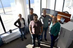Bricon blir det första företaget att etablera sig i det nya bostadsområdet på Norra kajen.