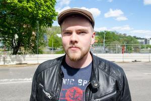 William Persson, 24, elektriker, Sundsvall: