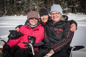 Anna Andersson, Ann-Sophie, Hagebo och Margareta Bruhn.