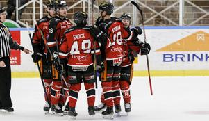 HHC toppar allettan norra en poäng före Borlänge  efter lördagens omgång.
