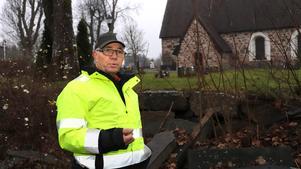 Kjell Johansson är kritisk till hanteringen. - Det är dålig etik och moral.