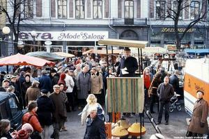 Hindermässan 1982 invigs. (Bild: Örebro stadsarkiv)